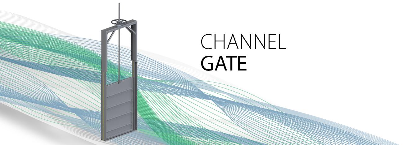 Channel Sluice Gates Gereg